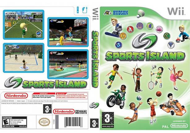 Игра для игровой консоли Nintendo Wii (PAL), Sport Island 2, фото 2