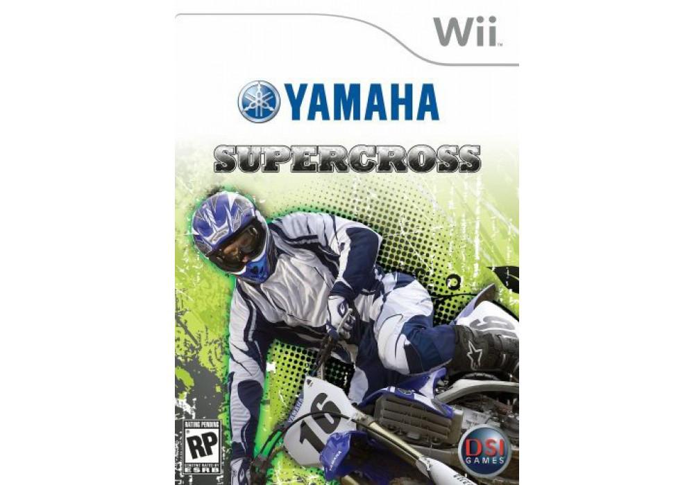 Игра для игровой консоли Nintendo Wii (PAL), Yamaha Supercross