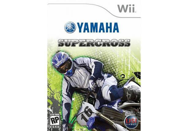 Игра для игровой консоли Nintendo Wii (PAL), Yamaha Supercross, фото 2
