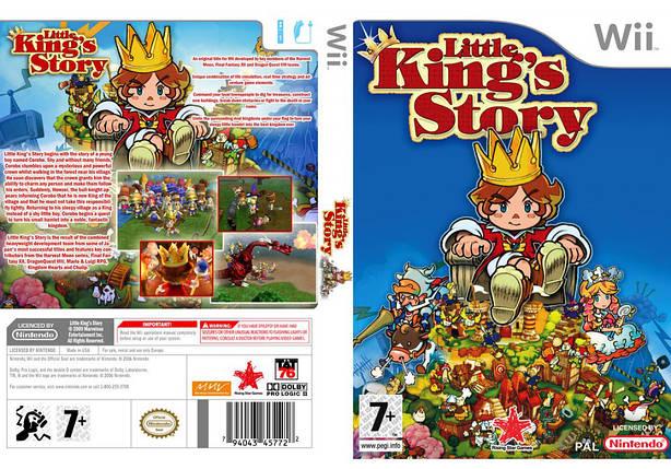 Игра для игровой консоли Nintendo Wii (PAL), Little King's Story, фото 2