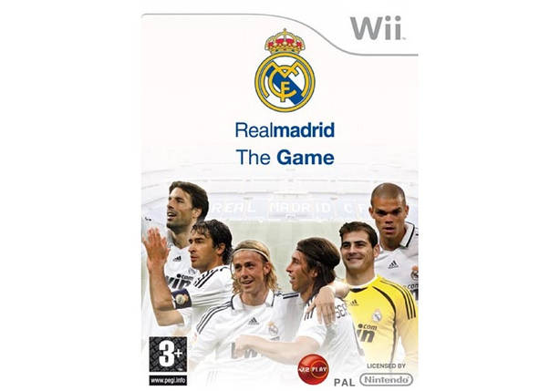 Игра для игровой консоли Nintendo Wii (PAL), Real Madrid: The game, фото 2