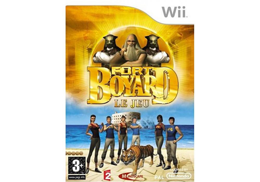 Игра для игровой консоли Nintendo Wii (PAL), Fort Boyard Le Jeu