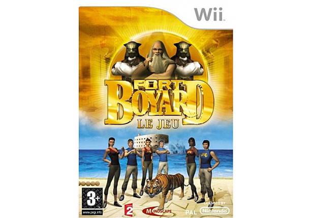 Игра для игровой консоли Nintendo Wii (PAL), Fort Boyard Le Jeu, фото 2