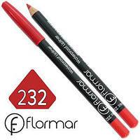 Карандаш для губ Flormar Lipliner №232