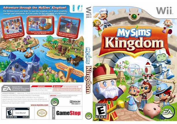 Игра для игровой консоли Nintendo Wii (PAL), MySims Kingdom, фото 2