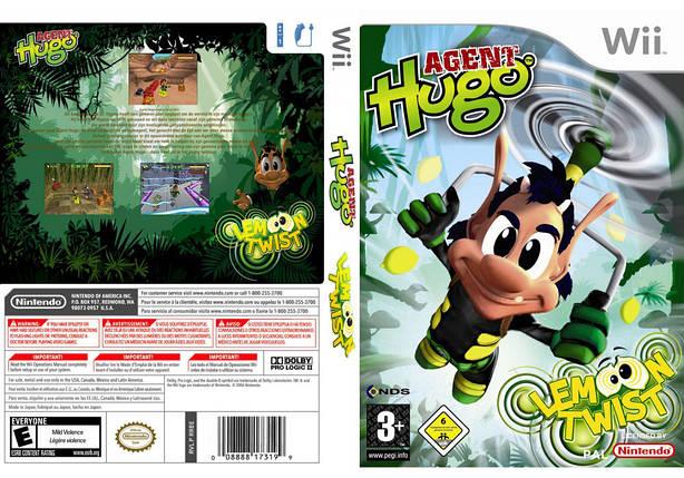 Игра для игровой консоли Nintendo Wii (PAL), Agent Hugo Lemoon Twist, фото 2