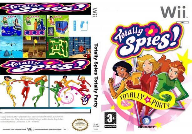 Игра для игровой консоли Nintendo Wii (PAL), Totally Spies! Totally Party, фото 2