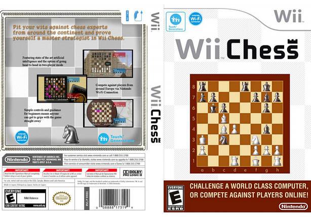 Игра для игровой консоли Nintendo Wii (PAL), Wii Chess, фото 2