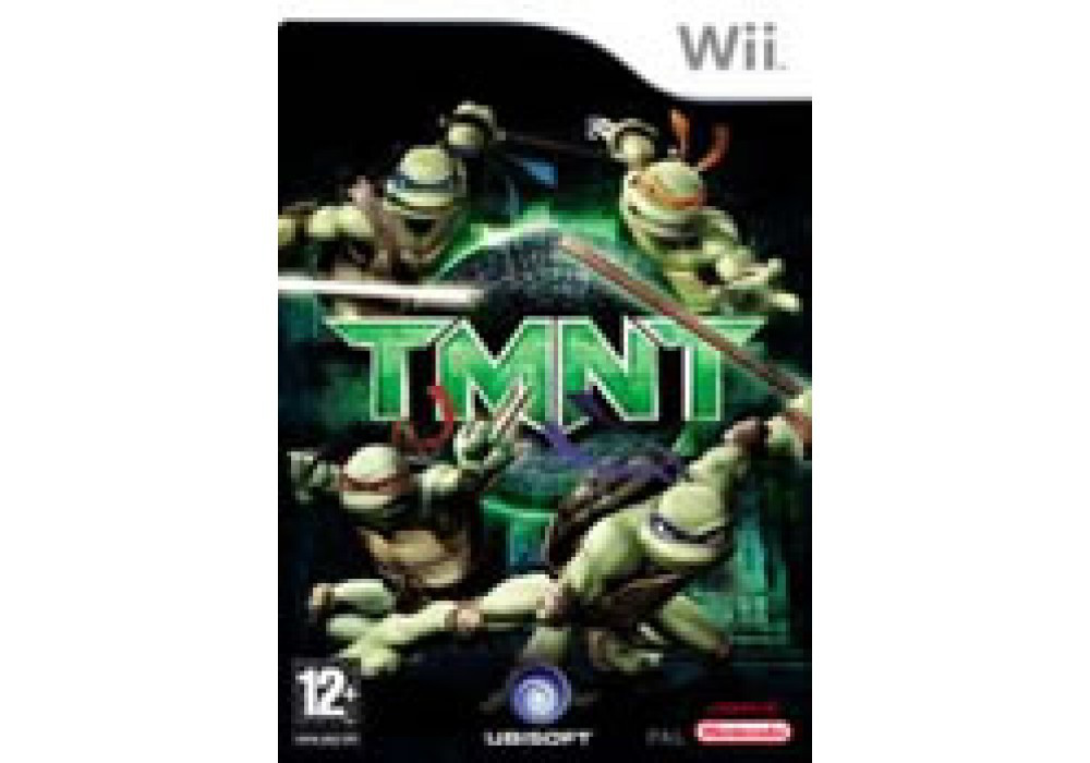Игра для игровой консоли Nintendo Wii (PAL), TMNT