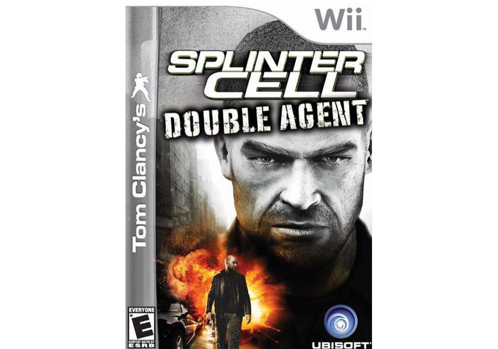 Игра для игровой консоли Nintendo Wii (PAL), Splinter Cell: Double Agent