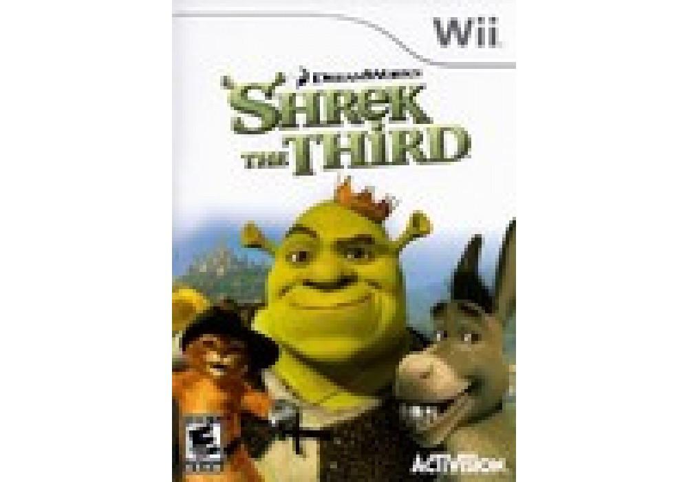 Игра для игровой консоли Nintendo Wii (PAL), Shrek the Third