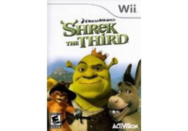 Игра для игровой консоли Nintendo Wii (PAL), Shrek the Third, фото 2