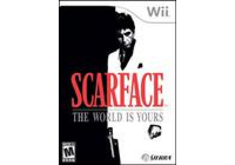 Игра для игровой консоли Nintendo Wii (PAL), Scarface: The World Is Yours