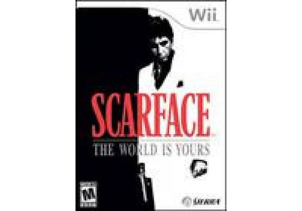 Игра для игровой консоли Nintendo Wii (PAL), Scarface: The World Is Yours, фото 2