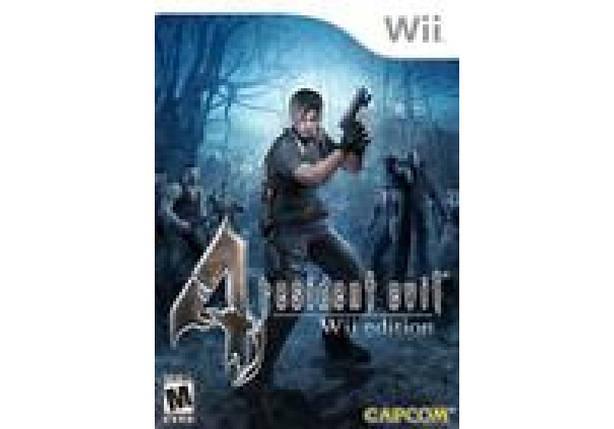 Игра для игровой консоли Nintendo Wii (PAL), Resident Evil 4 Wii Edition, фото 2