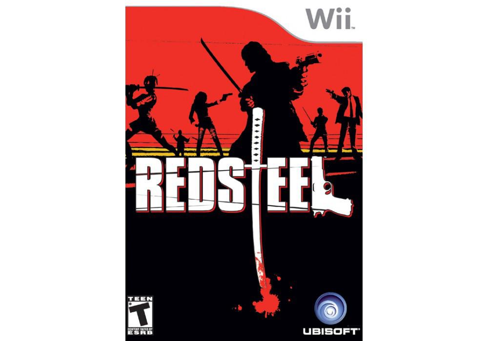 Игра для игровой консоли Nintendo Wii (PAL), Red Steel