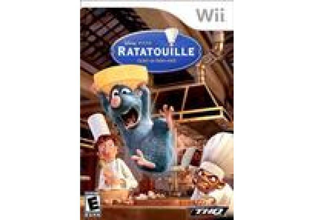 Гра для ігрової консолі Nintendo Wii (PAL), Ratatouille
