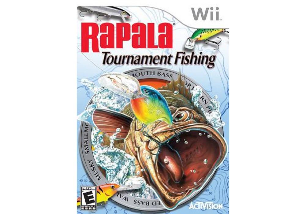 Игра для игровой консоли Nintendo Wii (PAL), Rapala Tournament Fishing