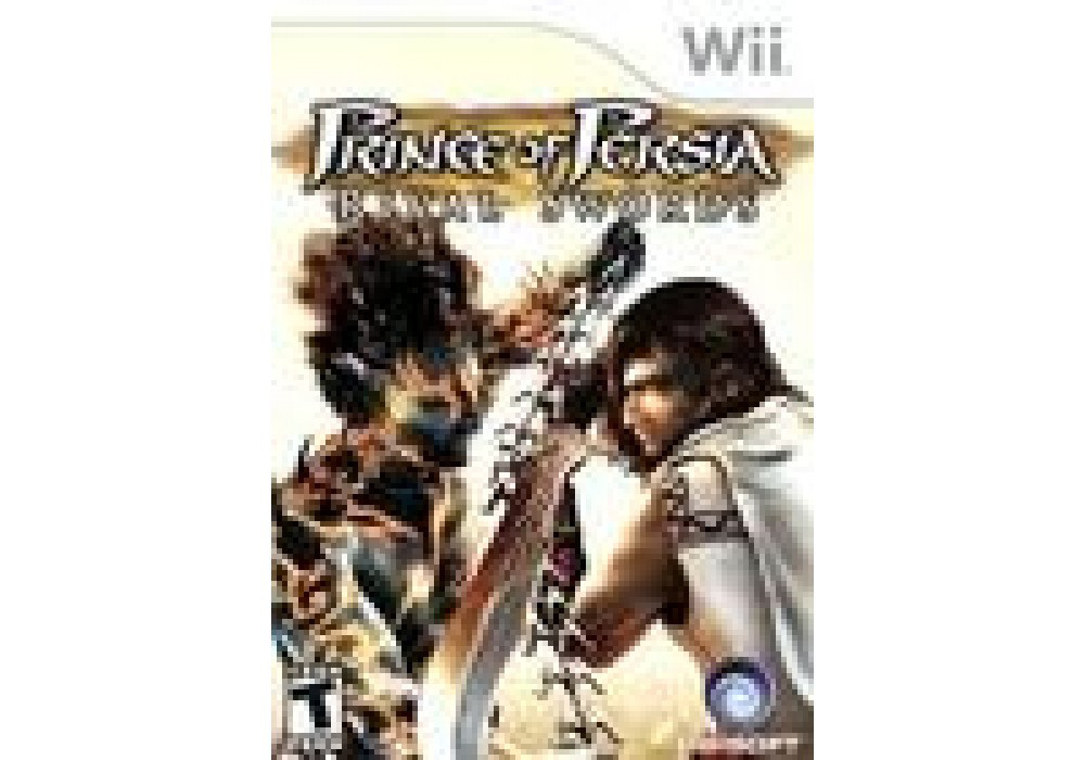 Игра для игровой консоли Nintendo Wii (PAL), Prince of Persia: Rival Swords