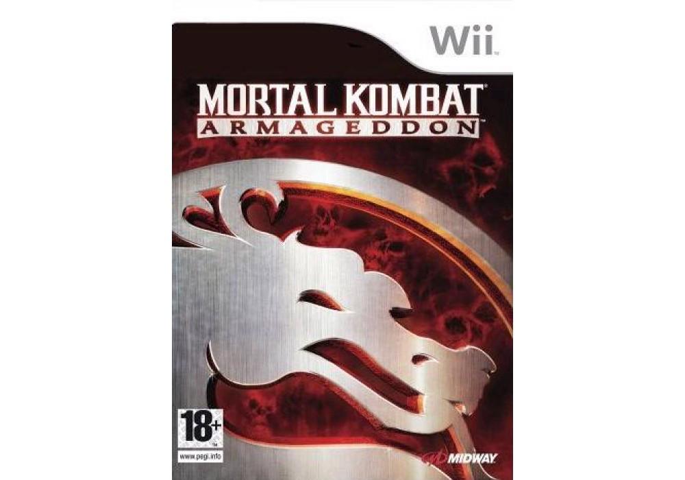 Игра для игровой консоли Nintendo Wii (PAL), Mortal Kombat: Armageddon