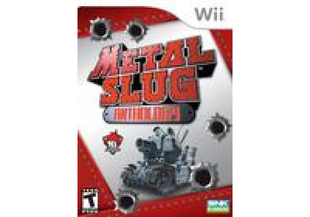Игра для игровой консоли Nintendo Wii (PAL), Metal Slug Anthology