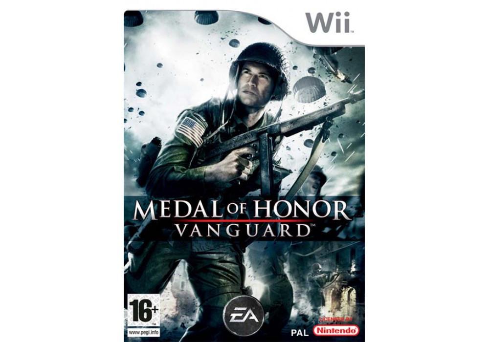 Игра для игровой консоли Nintendo Wii (PAL), Medal of Honor: Vanguard