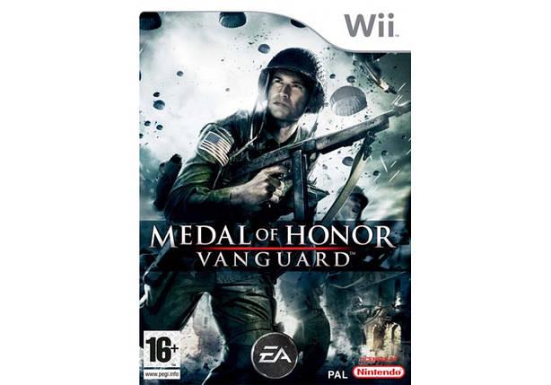 Игра для игровой консоли Nintendo Wii (PAL), Medal of Honor: Vanguard, фото 2