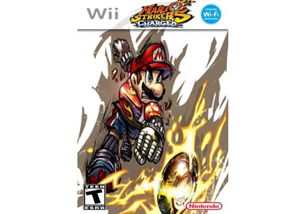Игра для игровой консоли Nintendo Wii (PAL), Mario Strikers