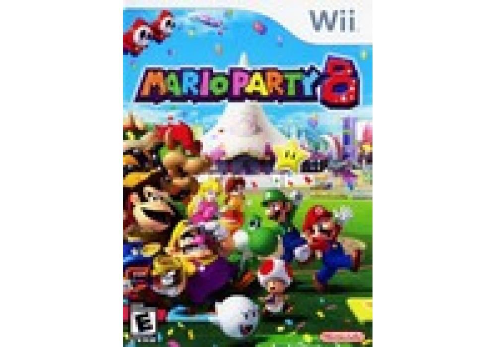 Игра для игровой консоли Nintendo Wii (PAL), Mario Party 8