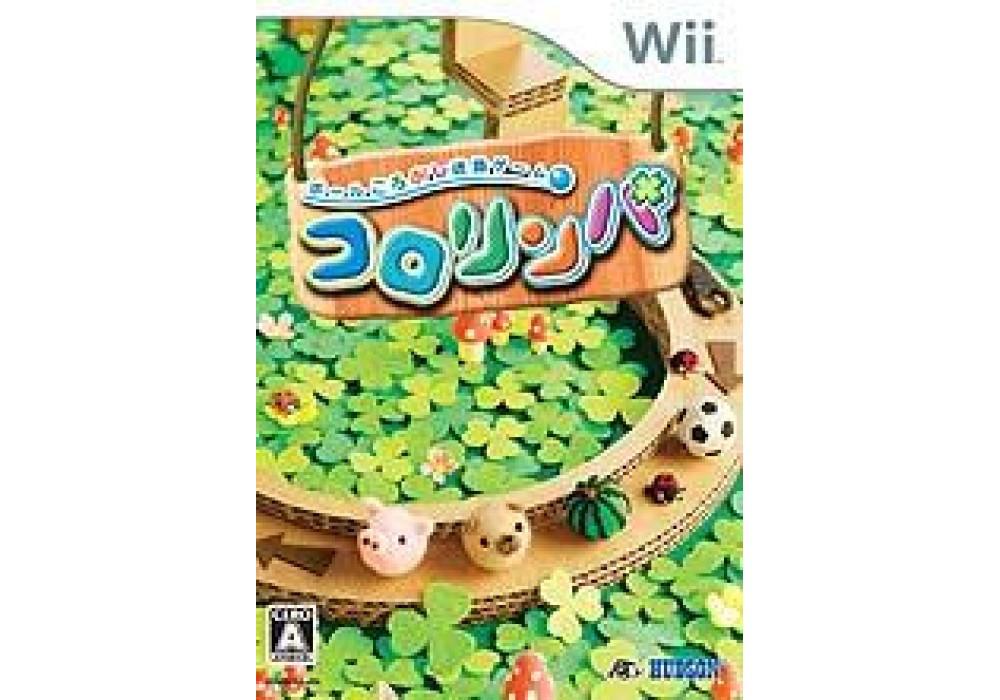 Игра для игровой консоли Nintendo Wii (PAL), Kororinpa: Marble Mania