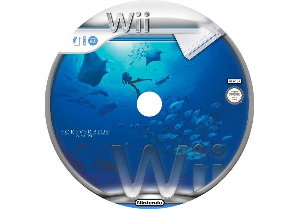 Игра для игровой консоли Nintendo Wii (PAL), Forever Blue