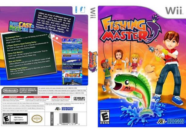 Игра для игровой консоли Nintendo Wii (PAL), Fishing Master, фото 2