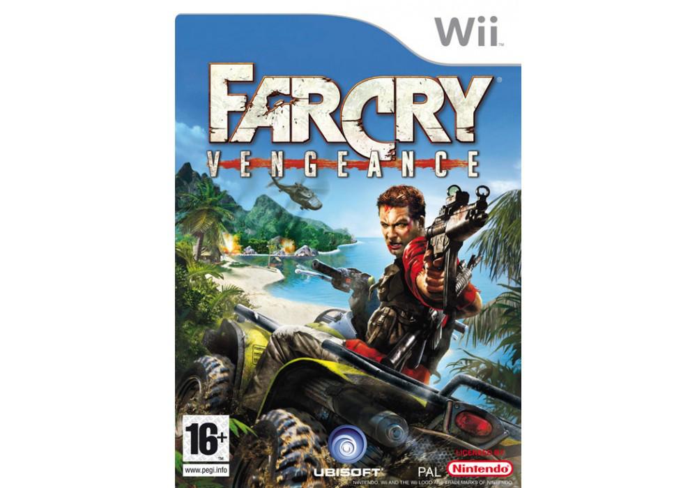 Игра для игровой консоли Nintendo Wii (PAL), Far Cry Vengeance