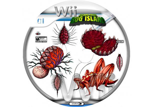 Игра для игровой консоли Nintendo Wii (PAL), Escape from Bug Island, фото 2