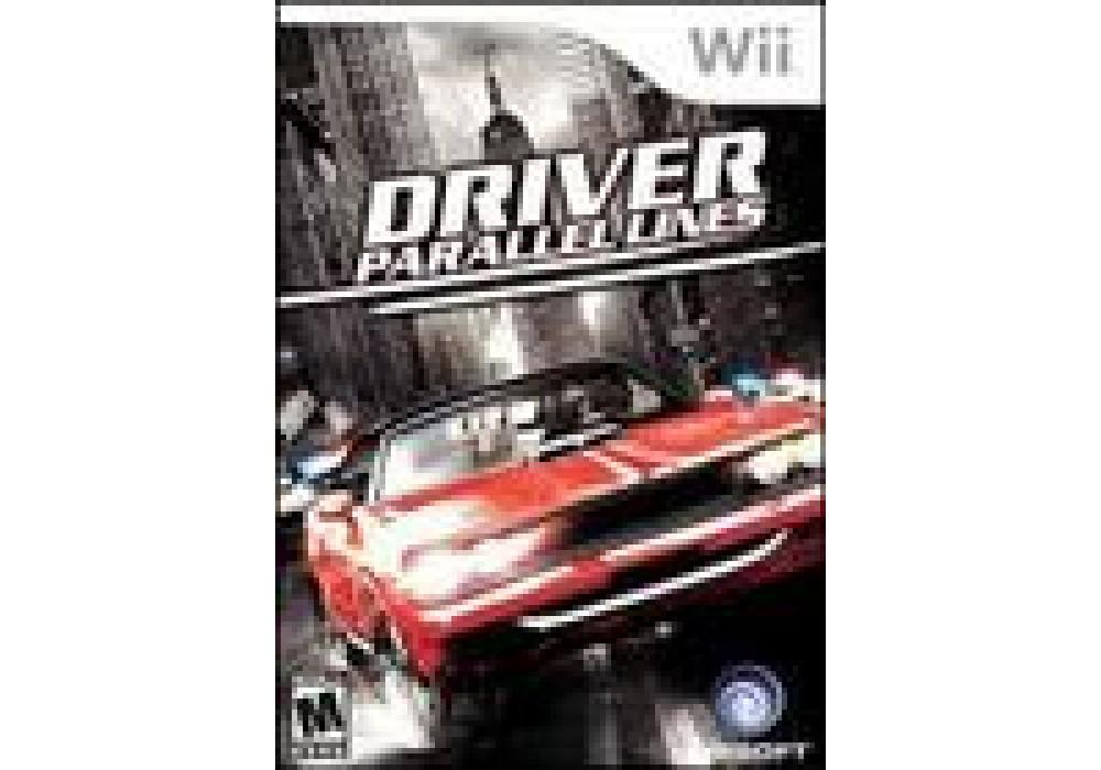 Игра для игровой консоли Nintendo Wii (PAL), Driver: Parallel Lines