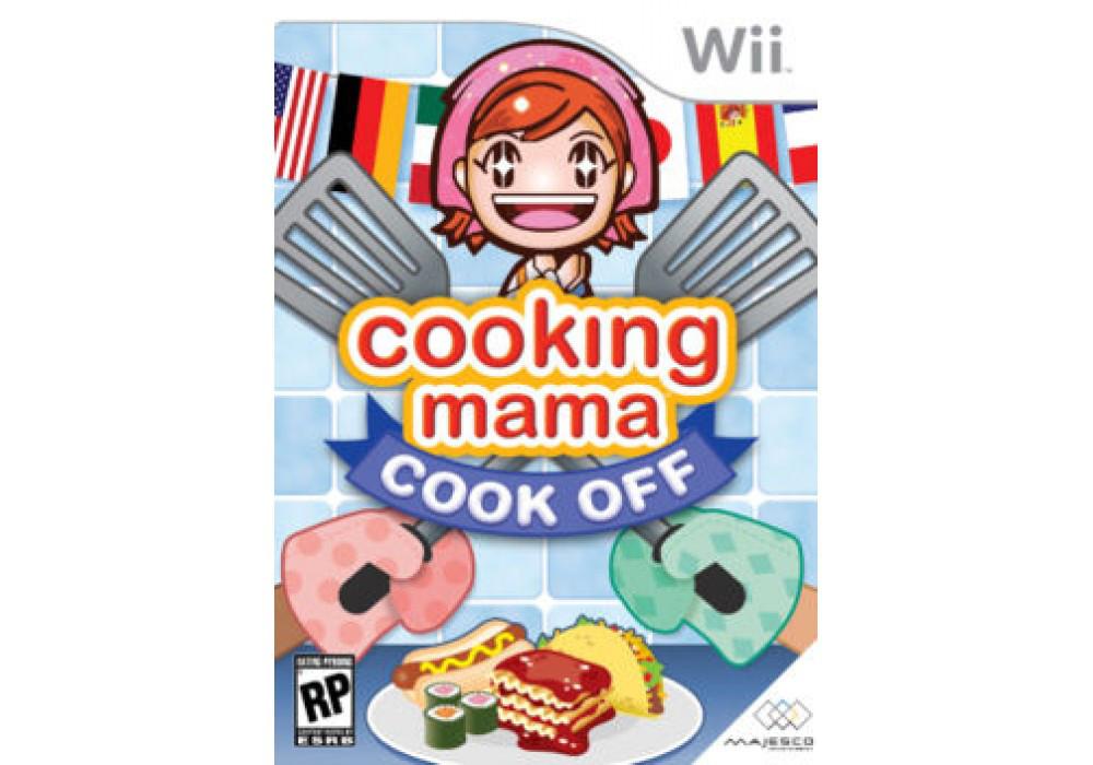 Игра для игровой консоли Nintendo Wii (PAL), Cooking Mama