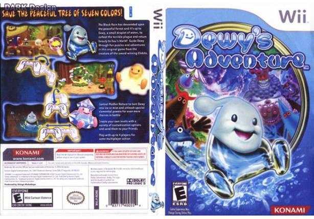 Игра для игровой консоли Nintendo Wii (PAL), Dewy`s Adventure, фото 2