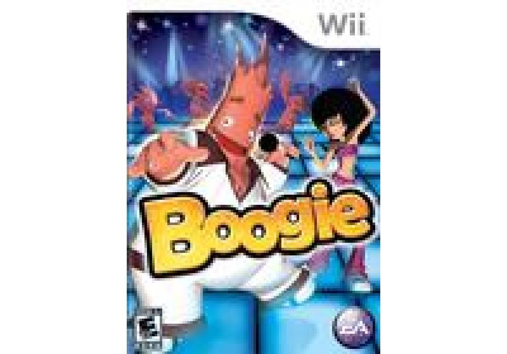 Игра для игровой консоли Nintendo Wii (PAL), Boogie