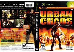 Игра для игровой консоли Xbox, Urban Chaos Riot Response