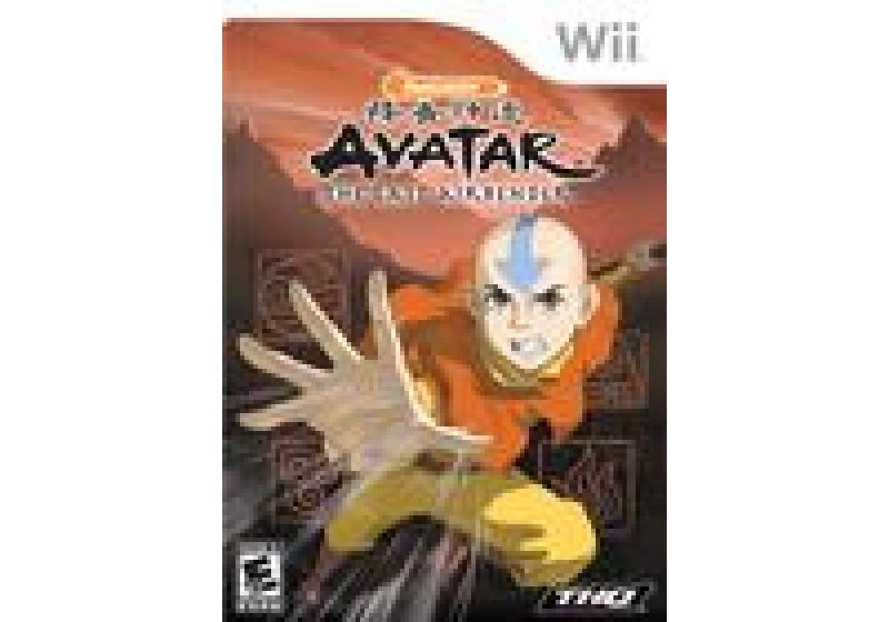 Игра для игровой консоли Nintendo Wii (PAL), Avatar: The Last Airbender