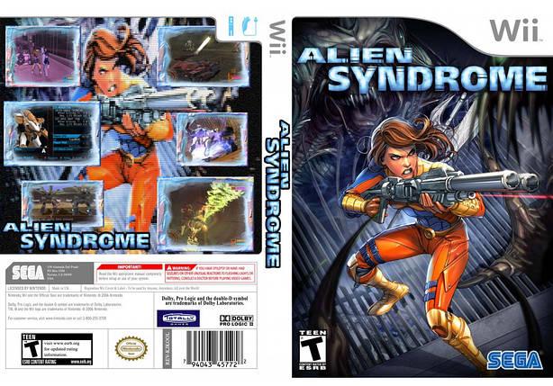 Игра для игровой консоли Nintendo Wii (PAL), Alien Syndrome, фото 2