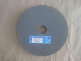 Круг шлифовальный на керамической связке прямой профиль ПП 14 А (125х16х32)