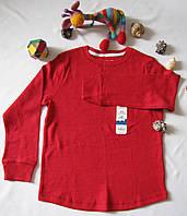 Футболка с длинными рукавами Jumping Beans рост 122 см красная 07058