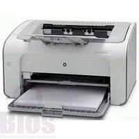 Принтер бу лазерный HP 1102