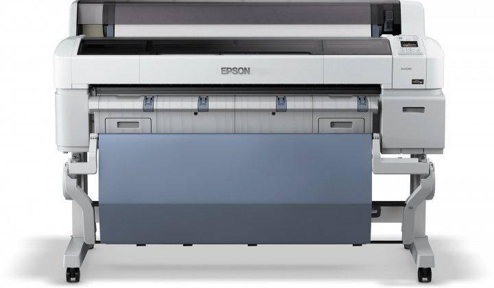 Широкоформатный принтер Epson SureColor SC-T7200, фото 2