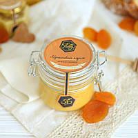 """Крем-мед с абрикосом """"Абрикосовый кураж"""" 250г, фото 1"""