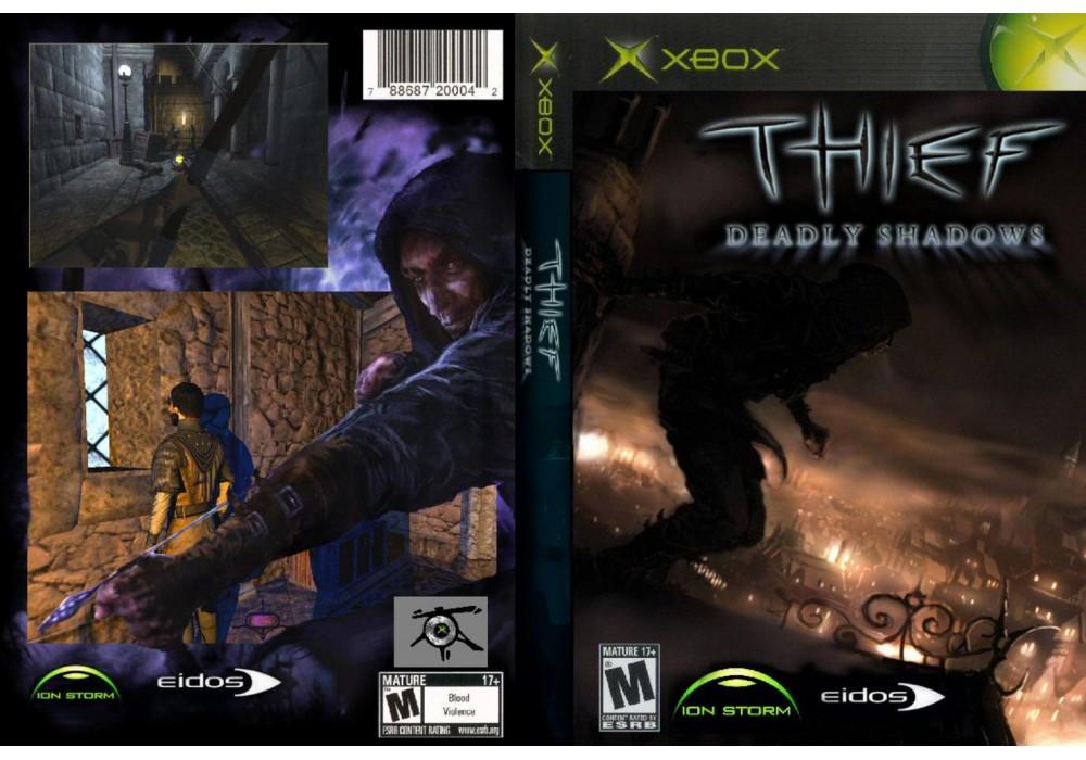 Игра для игровой консоли Xbox, Thief Deadly Shadows