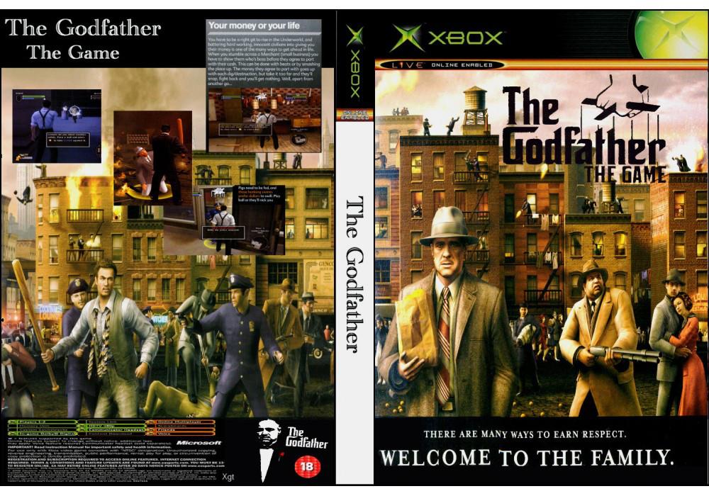 Игра для игровой консоли Xbox, The Godfather
