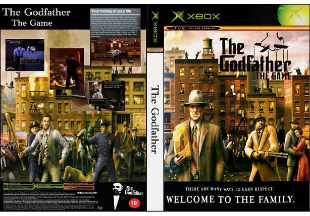 Игра для игровой консоли Xbox, The Godfather, фото 2