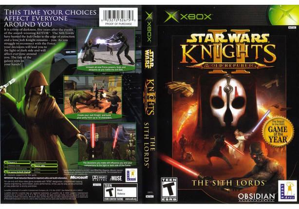 Игра для игровой консоли Xbox, Star Wars Knights Of The Old Republic 2, фото 2